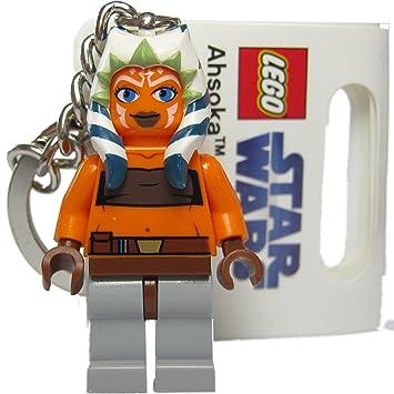 LEGO Star Wars: Ahsoka Llavero: Amazon.es: Juguetes y juegos