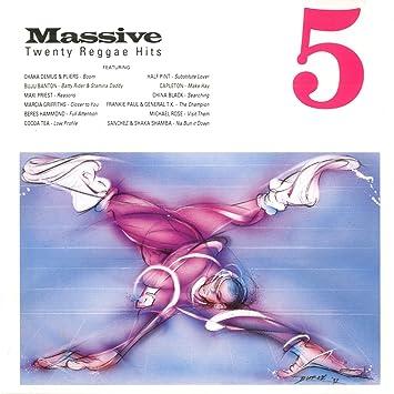 3e071eb1244c Massive 5 - Twenty Reggae Hits: Amazon.co.uk: Music