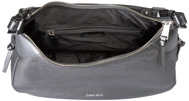 Amazon.com  Calvin Klein Classic Pebble Hobo Hobo Bag 7953fb7b8f66d