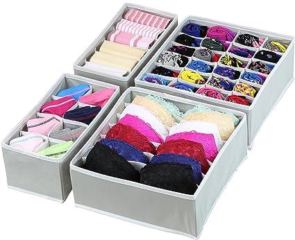 Amazon.com  Simple Houseware Closet Underwear Organizer Drawer ... f449136c0