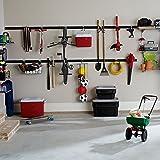 Rubbermaid FastTrack Garage Storage Wire Mesh