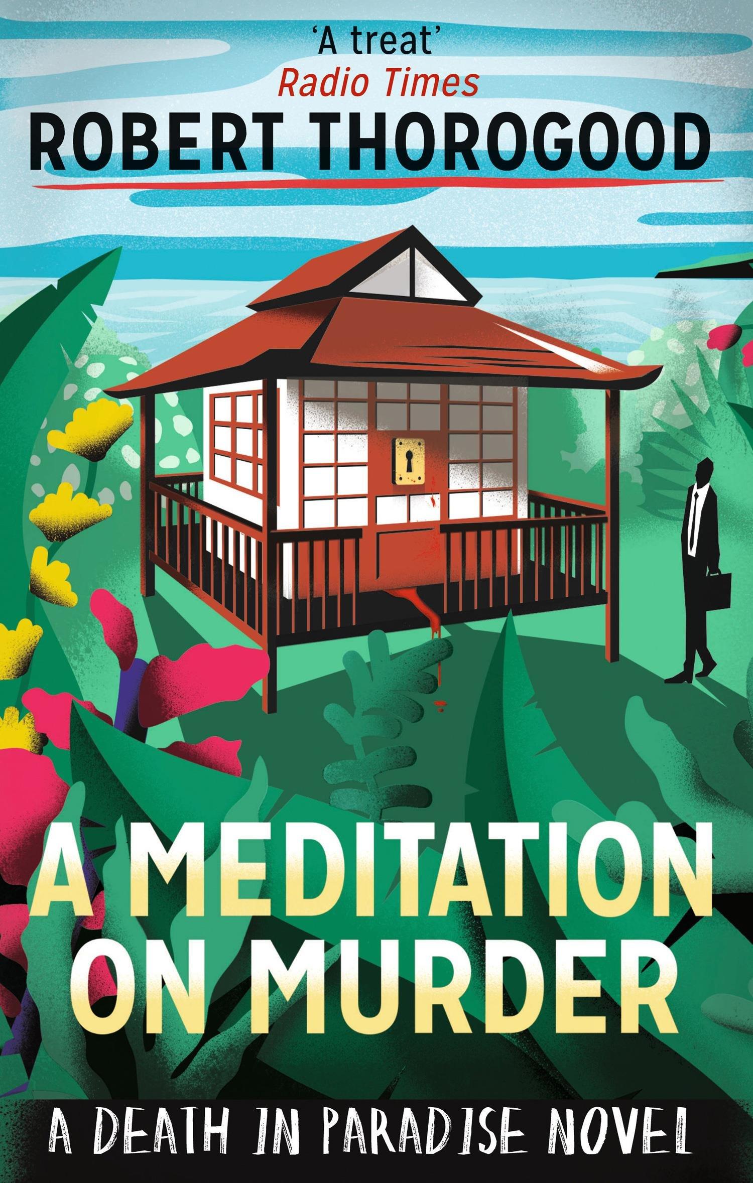 Download A Meditation on Murder pdf