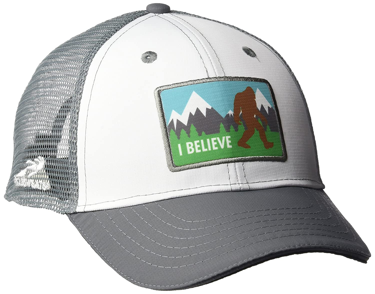 Headsweats Bigfoot Trucker Hat on Amazon