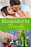 Blindsided by Brooke (A Red Maple Falls Novel, #8) (Marshall Family, #2)