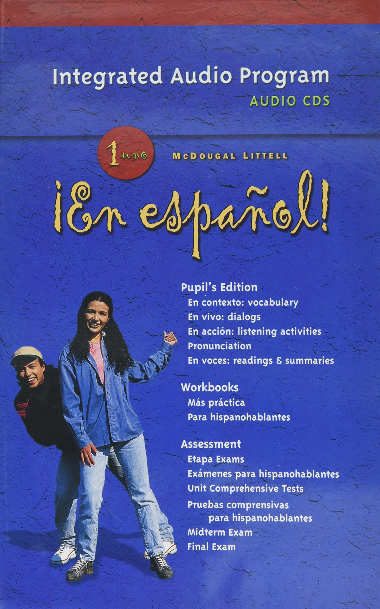 En Espanol! Integrated Audio Program, Level 1 (¡En español!) (Spanish Edition)
