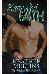 Renewed Faith (The Baldoni Files) Kindle Edition