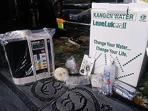 Enagic Kangen water ionizer Leveluk JRii/JR2