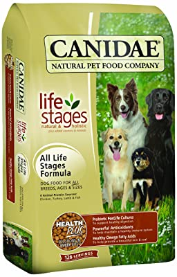 CANIDAE Life Stages Dry Dog Food for Puppies