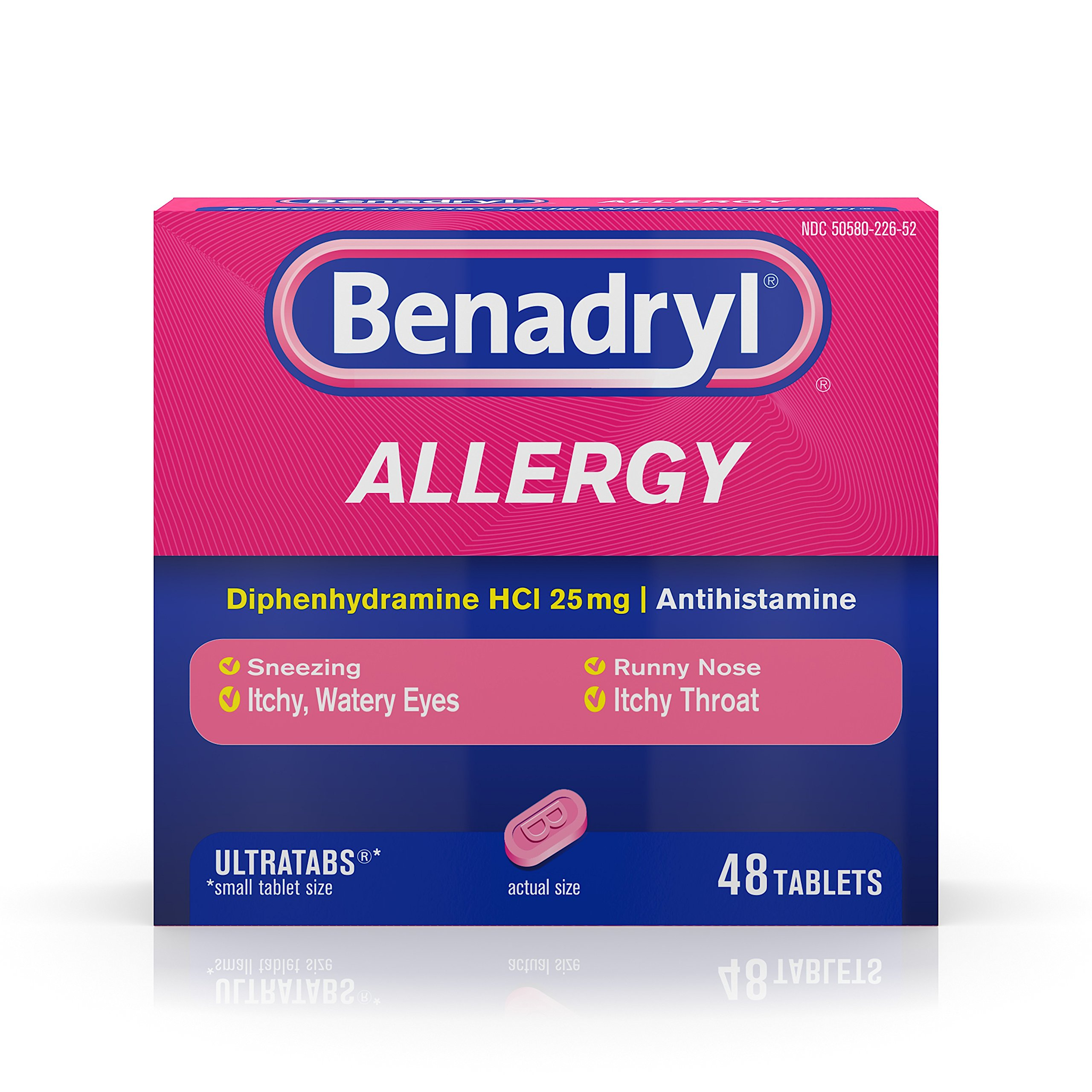 Benadryl Reviews