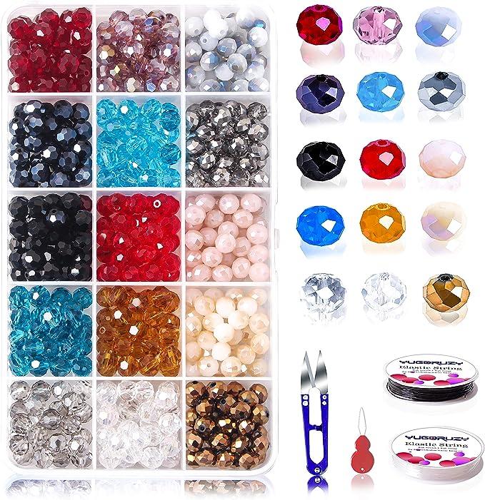 50pcs 5mm Czech Pressed Glass Beads Round Chalk White 5RP008