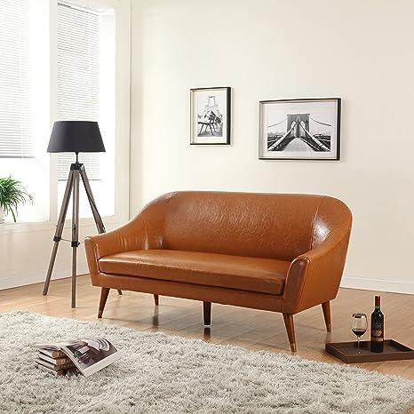 Amazon.com: divano Roma muebles Signature Collection Mid ...