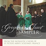 The Monks of Solesmes: Gregorian Sampler