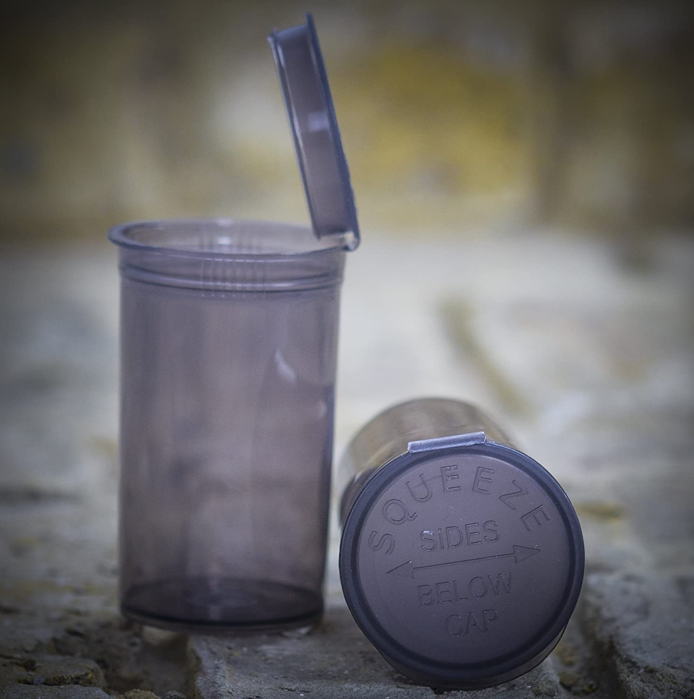 75 x x 75 19 DRAM- 80 ml POP TOP Squeeze Flaschen Container Ampullen RX – halbtransparent Smoke – Kind Besteändig FDA genehmigt Medical Grade Kunststoff d2d9d5