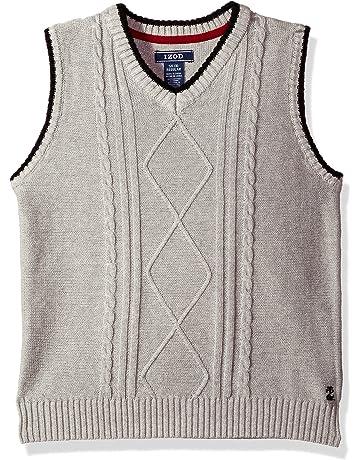 1dc335ac079 IZOD Boys  V-Neck Sweater Vest