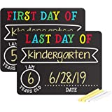 Amazon Price History for:Pearhead First and Last Day of School Photo Sharing Chalkboard Signs