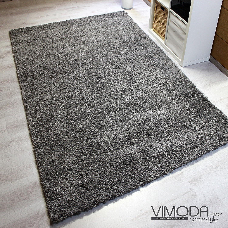 teppich hochflor grau interesting shaggy teppich hochflor langflor gemustert in karo grau with. Black Bedroom Furniture Sets. Home Design Ideas