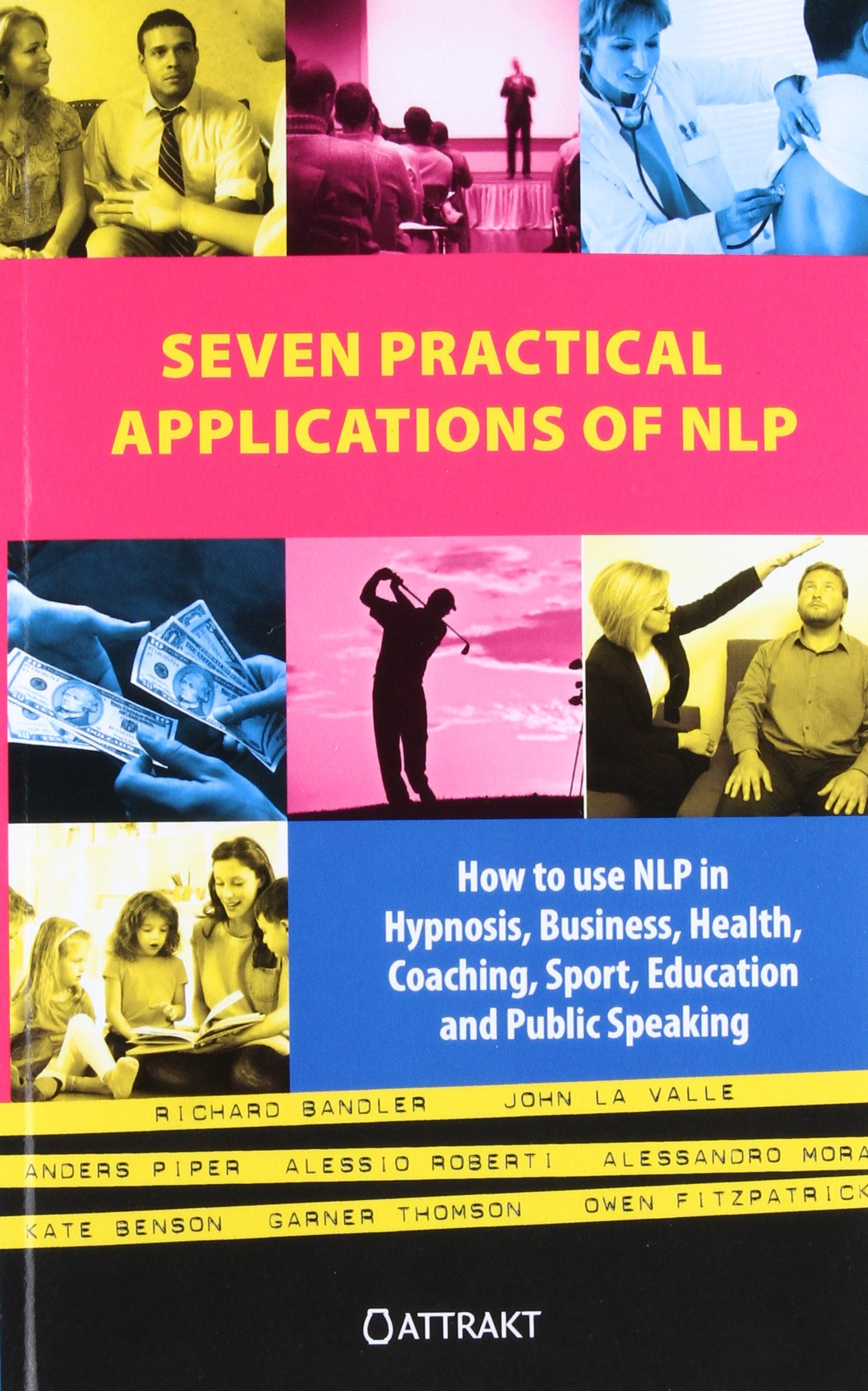 Download Seven Practical Applications of Nlp PDF