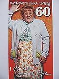 Mrs Browns Boys - 60th Birthday Card