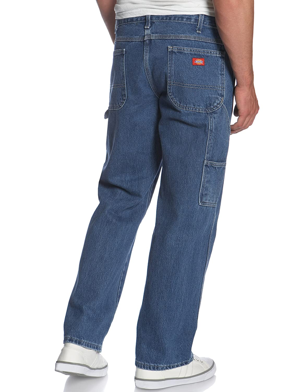 59d1c2003d8 Amazon.com  Dickies Men s Big Tall Loose-Fit Carpenter Jean  Clothing