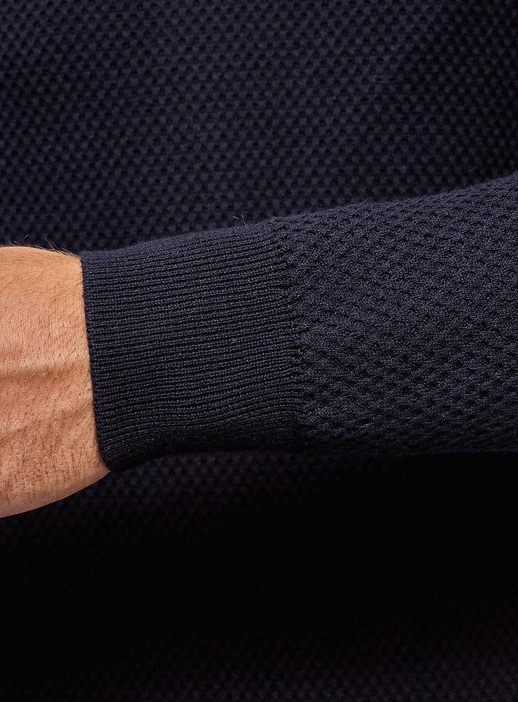oodji Ultra Hombre Jersey Texturizado Recto
