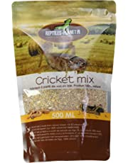 REPTILES PLANET Nourriture pour grillons Cricket Mix 500 ml -