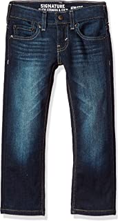 95778cd4497 Amazon.com  Levi s Boys  505 Regular Fit Jeans  Clothing