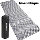 Mozambique(モザンビーク) キャンプ マット アウトドアマット レジャーマット 車中泊 極厚20mm【何年も使える耐久性|1年保証】