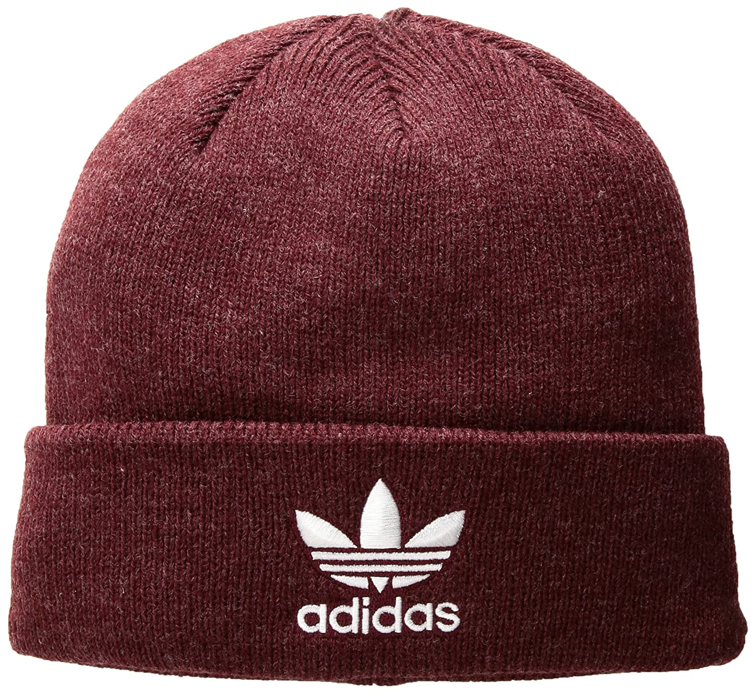 adidas Men's Originals Trefoil II Knit Beanie Agron Hats & Accessories 976050