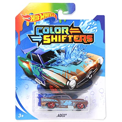 HW Color Shifters Jaded: Toys & Games
