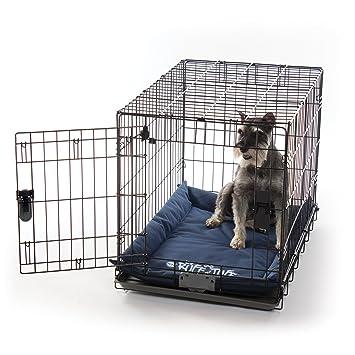 Amazon.com: K&H Pet Products K-9 Ruff n Tuff Crate Pad ...