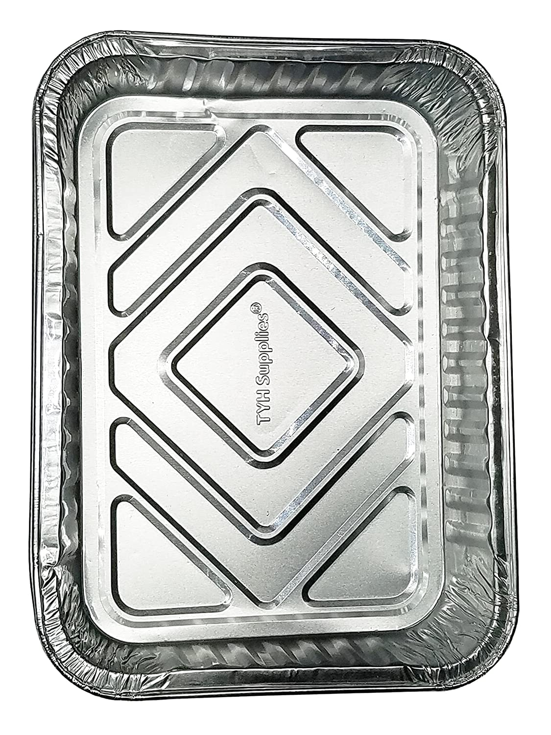 All Purpose Summit Drip Pan 10 Pack Foil Liners Keep The