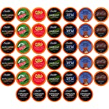 BEST Of The BEST Flavoured Coffee Pods, Recyclable, Variety Pack for Keurig K Cup Brewers, 40 Count