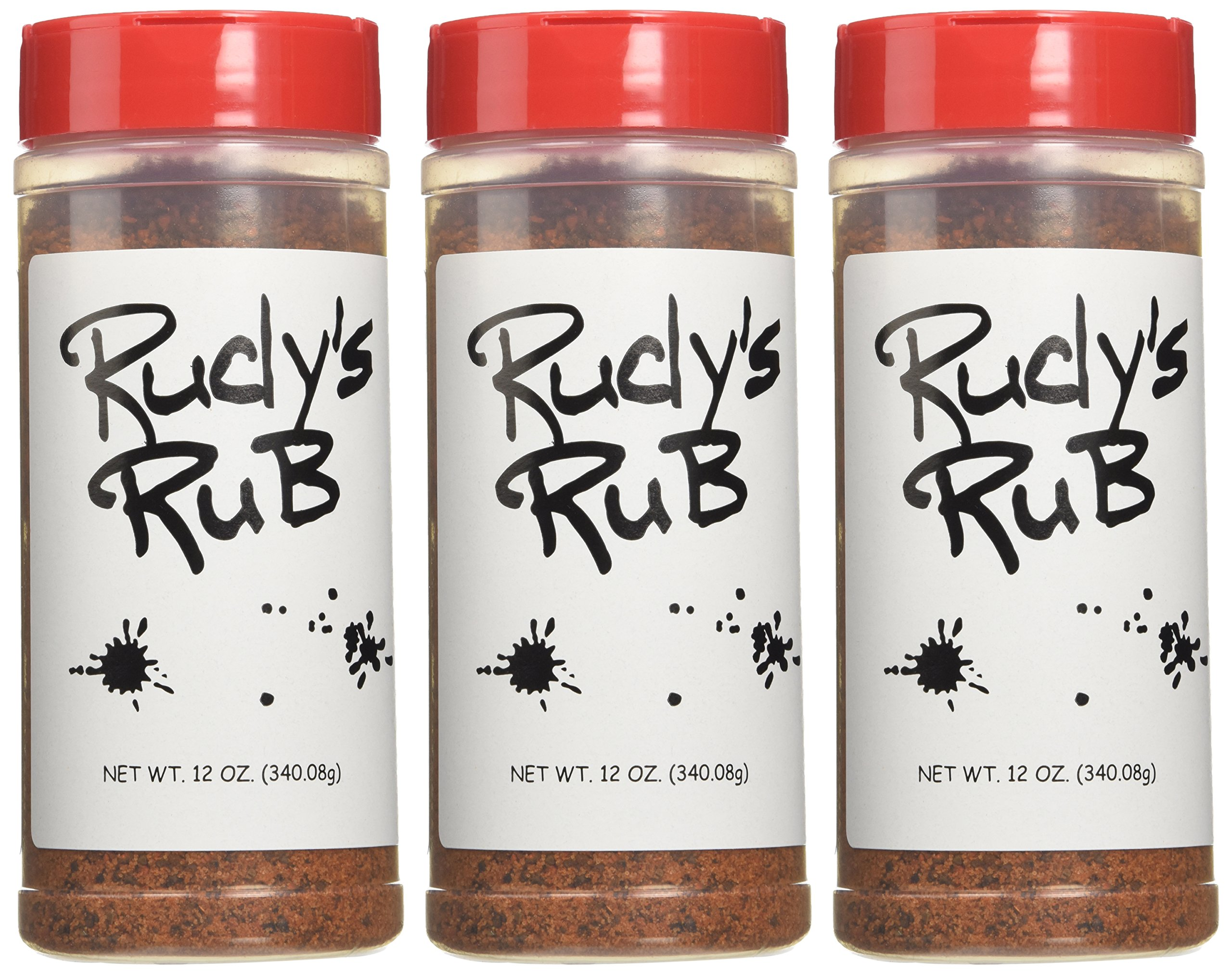 Rudy's Rub 12oz Container (Pack of 3) (Original) by Rudy's (Image #2)