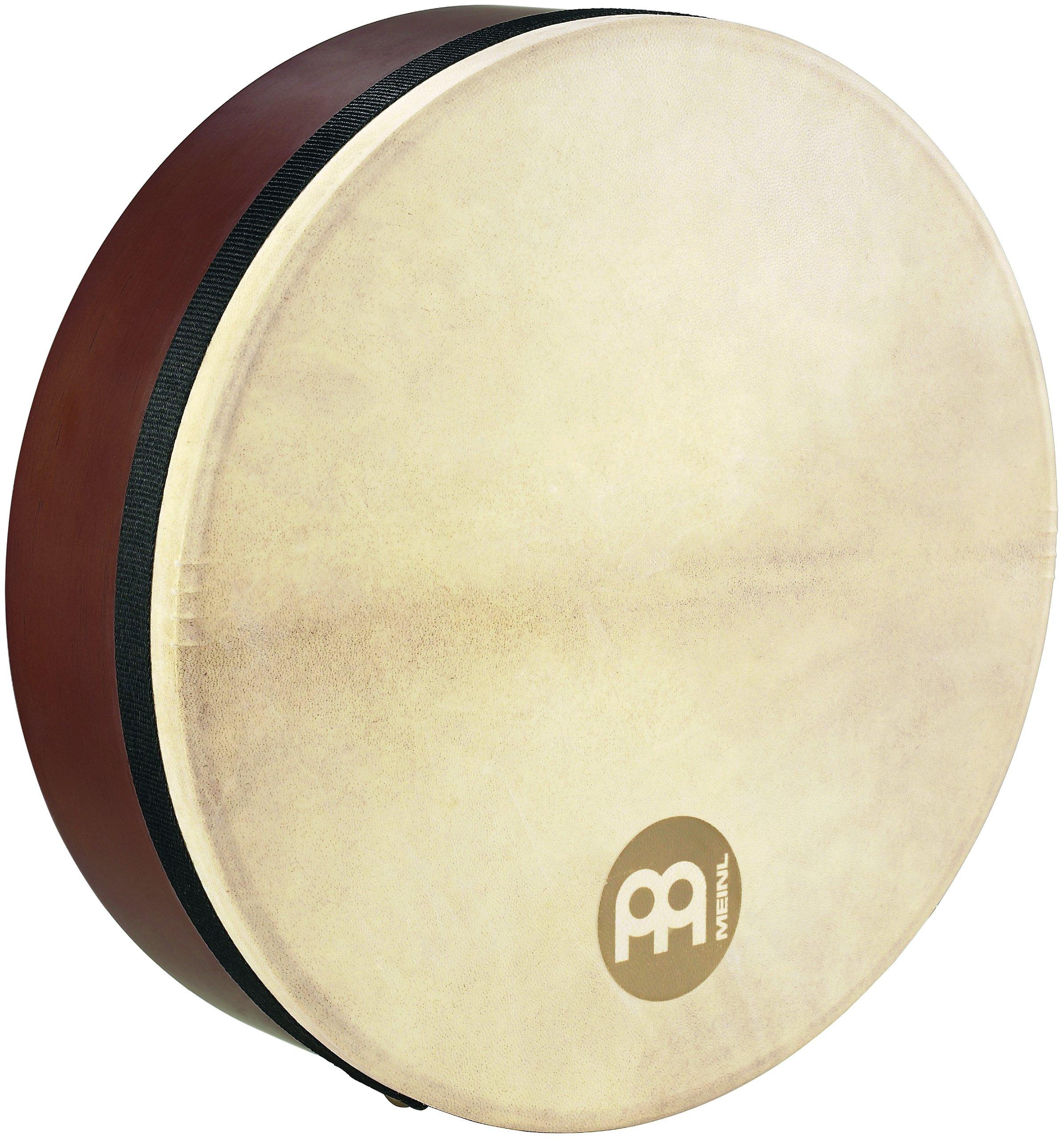 Meinl Percussion FD14BE 14-Inch Goat Skin Bendir, African Brown
