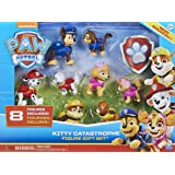 PAW Patrol, Kitty Catastrophe Gift Set with 8 Collectible Figures, for Kids Aged 3 and up - PAW Patrol, Kitty…