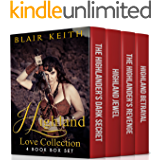 Highland Love Collection: 4 Book Box Set