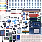 KINCREA Mega 2560 Project The Most Complete Ultimate Starter Kit Compatible with ArduinoIDE w/TUTORIAL, MEGA 2560 R3…