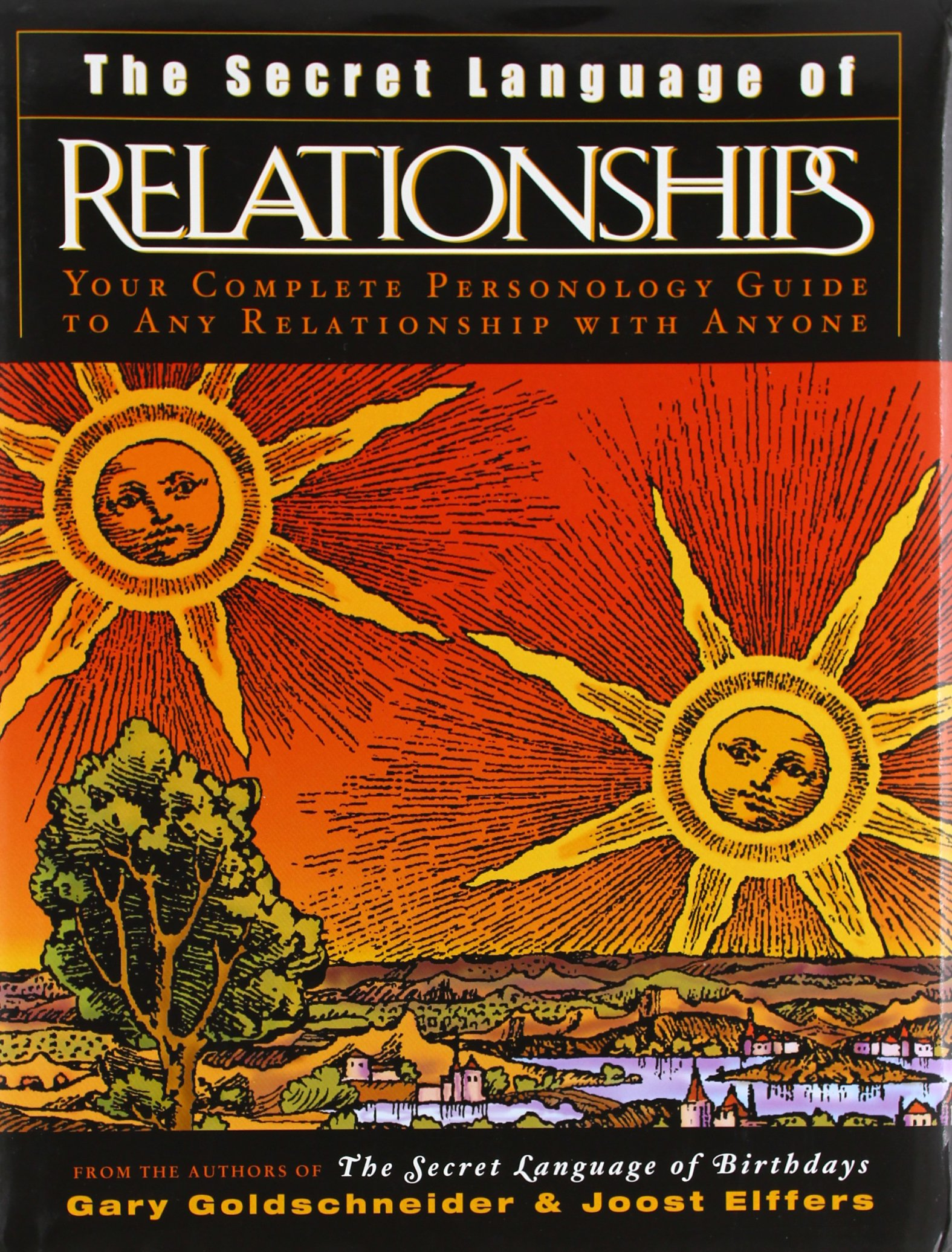 The Secret Language of Relationships by Unknown