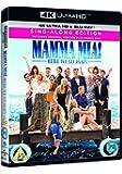 Mamma Mia: Here We Go Again! (4K Uhd) (2 [Edizione: Regno Unito] [Italia]