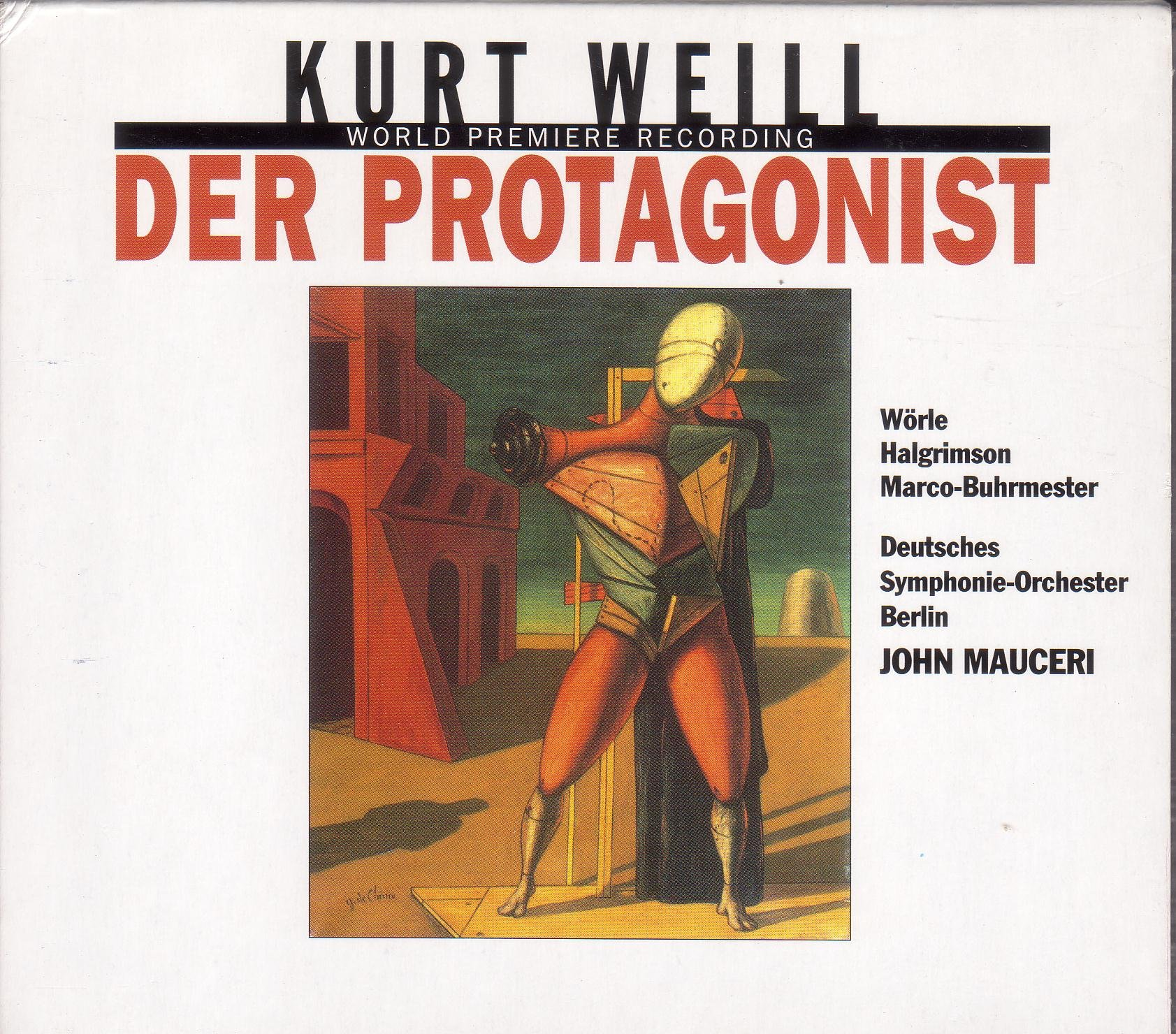 Der Protagonist