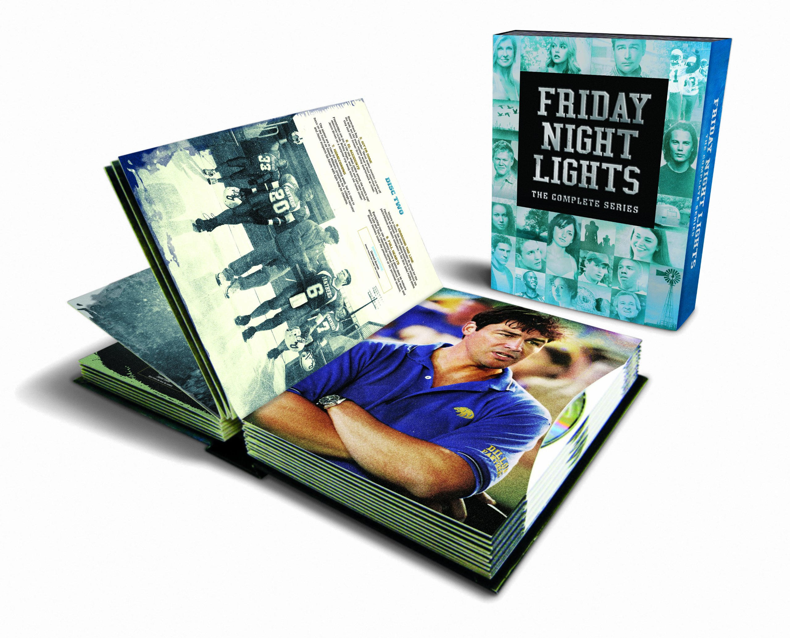 Friday Night Lights: The Complete Series by Universal Studios Home Entertainment