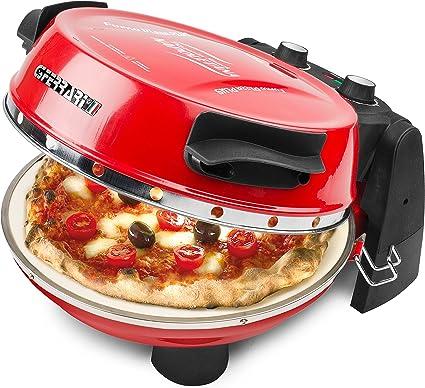 Ferrari G10032 fabricante de pizza y hornos 1 Pizza(s) Rojo