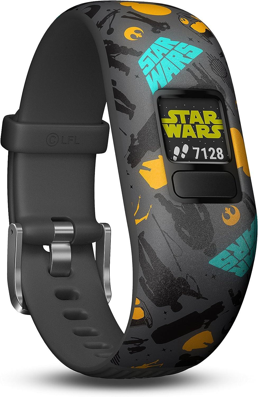 Garmin Kinder Vivofit Jr 2 Fitness Tracker Star Wars Der Widerstand Ab 4 Jahren 130 175 Mm Handgelenkumfang Sport Freizeit