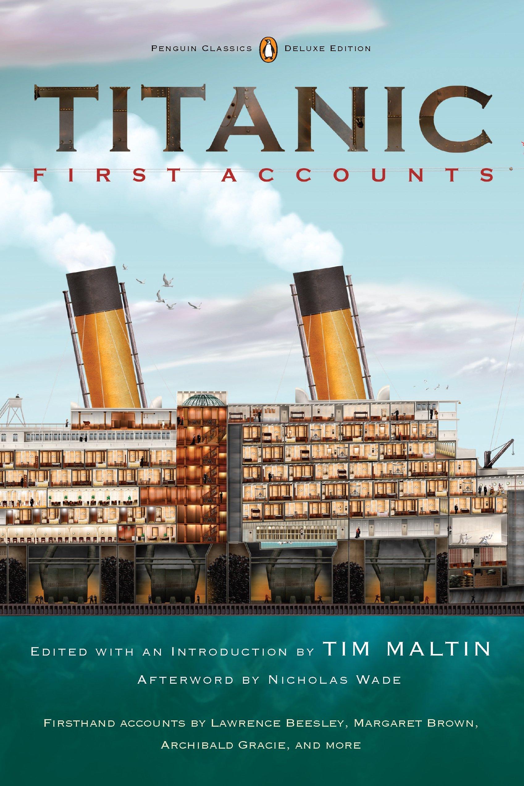 titanic-first-accounts-penguin-classics-deluxe-edition