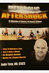 METABOLIC AFTERSHOCK: 15 Minutes of Sweat, 48 Hours of Burn Paperback
