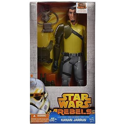 "Star Wars Hero Series 12\"" Kanan: Toys & Games [5Bkhe0702728]"