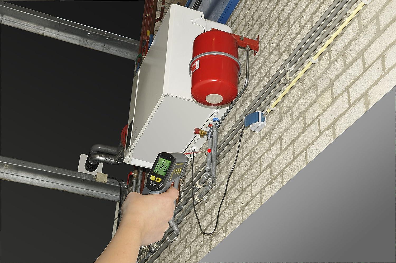 Tacklife Entfernungsmesser Schweiz : Trebs 99714 infrarot temperaturmessgerät laser pyrometer