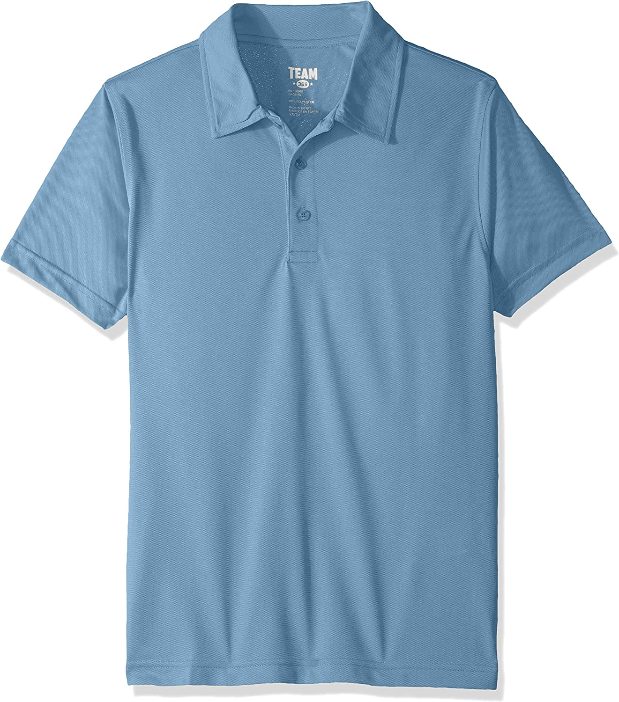 AquaGuard Mens Tm36-tt21-command Snag-Protection Polo Polo Shirt