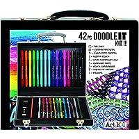Art 101 Doodlebliss Kit Toy (42 Piece)