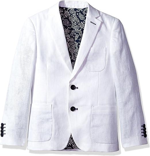 Isaac Mizrahi Boys Solid Sport Blazer